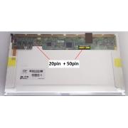HP 8540w Laptop Displej