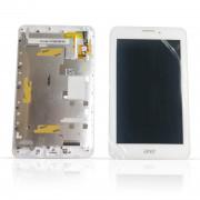 A1-713HD Bílý LCD Dotyk + Displej pro ACER ICONIA A1-713HD 6M.L4NN8.001 Assembly