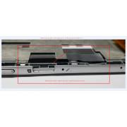 A1-810 WIFI Černý LCD Dotyk + Displej pro Acer Iconia A1-810 6M.L1DN1.001 Assembly