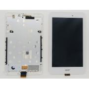 A1-840FHD Bílý LCD Dotyk + Displej Acer Iconia A1-840FHD 6M.L4JN9.001 Assembly