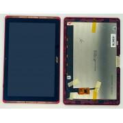 A3-A40 Červený LCD Displej + Dotyk pro ACER ICONIA A3-A40 6M.LD0NB.001 Assembly