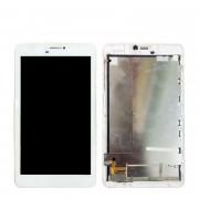 B1-723 Bílý LCD Displej + Dotyk pro Acer Iconia B1-723 6M.LBSNB.001 Assembly