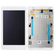 B1-750 Bílý Displej + Dotyk pro ACER ICONIA B1-750 6M.L84N7.001 Assembly