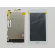 B1-790 Bílý LCD Displej + Dotyk pro ACER ICONIA B1-790 6M.LDYNB.001 Assembly
