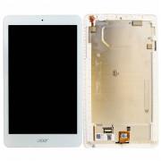 B1-830 Bílý Dotyk + Displej pro Acer Iconia Tab B1-830 6M.LBDN7.005 Assembly