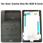 B1-830 Černý Dotyk + Displej pro Acer Iconia Tab B1-830 6M.LBGN7.001 Assembly