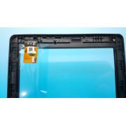 B3-A32 Černý Dotyk pro Acer Iconia B3-A32 6M.LDKNB.001 Screen