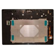 Lenovo Tab 2 A10-70 A7600 Dotyk, display a rámeček Assembly