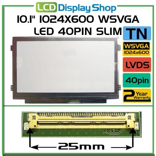 Acer Aspire One PAV70 101 Laptop Displej