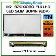B116HAN03.0 Laptop Displej