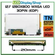 LP121WX3-TPB1 LP121WX3 (TP) (B1) 12,1 Laptop display