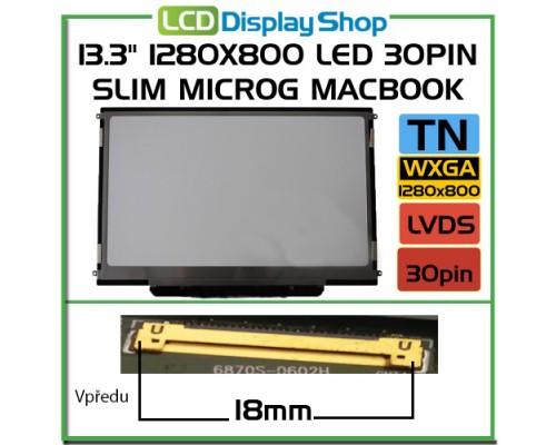 N133I6-L09 13,3 Laptop Displej pro Macbook Pro A1342 - Macbook LCD