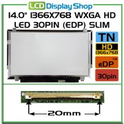 LP140WH8-TPD3 LP140WH8 (TP) (D3) Laptop display
