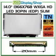 HP EliteBook Folio 1040 G1 Laptop Displej