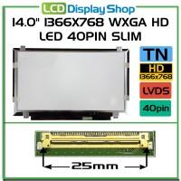 LP140WH2-LTM1 Laptop Displej