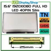 ASUS F555L F555LD SERIES 15,6 Laptop Displej