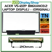 Acer V5-122P B116XAN03.2 Laptop Displej