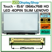 "B156XTTO1.O B156XTTO1.0 15.6"" LED Laptop Touch 15,6 Laptop Displej"