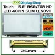"""B156XTTO1.O B156XTTO1.0 15.6"""" LED Laptop Touch 15,6 Laptop Displej"""