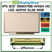 LP125WH2-SLT3 LP125WH2 (SL) (T3)  Laptop Displej