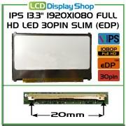 ASUS ZENBOOK U305 UX305L U303LN UX305 UX310 B133HAN02.1 B133HAN02.7 Laptop Displej