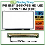 IPS LCD 30pin eDP LP156WHA-SPA1 15,6 Laptop Displej