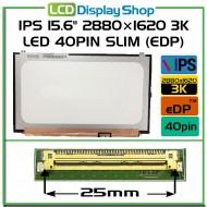 "IPS 15.6"" 2880×1620 3K LED 40pin Slim (eDP)"