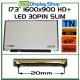 Lenovo Ideapad 110-17ACL 110-17IBD B173RTN02.2 displej pro notebook