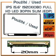 LP156WF4 (SP) (U1) LP156WF4-SPU1 Laptop Displej