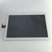 A10-30 LCD Bílý Displej + Dotyk pro Lenovo TAB2 A10-30 TB2-X30 X30F 5D68C04083 Assembly