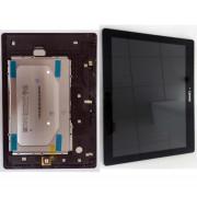 A10-30 Černý LCD Displej + Dotyk pro Lenovo Tab 2 A10-30 TB2 X30F 5D68C03676 Assembly