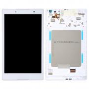 A8-50 Bílý LCD Displej + Dotyk pro Lenovo A8-50 5D68C02773 5D68C02330 Assembly