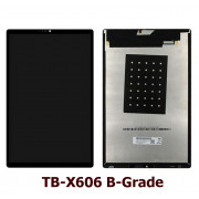 TB-X606 Černý LCD Displej + Dotyk pro Tab M10 FHD Plus (TB-X606X, TB-X606V, TB-X606F) - Type ZA5T 5D68C16167 Assembly