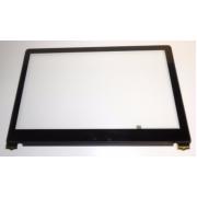 "Gateway Nv510p Series LCD Front Bezel W Digitizer Webcam Port 15.6"" AP0VS000700"