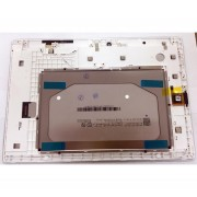 White - Tab 2 A10-30 TB2 X30F Assembly LCD Touch Frame 1280x800 B101EAN02.2
