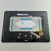 Acer Iconia B3-A10 Černý - Displej, dotyk a rámeček Assembly 6M.LB6N8.001