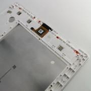 Lenovo TAB2 A10-30 TB2-X30 X30F Assembly LCD Screen Touch Frame 1280x800 B101EAN02.2 5D68C04083 White Bilý