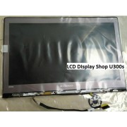 Lenovo IdeaPad U300S Assembly N133BGE-M41 touch screen with Lcd displays